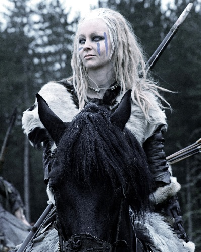 the warrior maiden essay Valkyries, wish-maidens, and swan-maids dear viking answer lady: i am a high school coach for girls' sports the school mascot is the vikings and features a grim visaged male warrior.